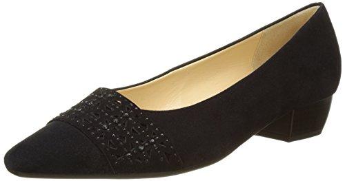 Gabor Shoes Fashion, Zapatos de Tacón para Mujer Azul (pazifik 16)