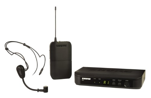 Pg30 Headset System - Shure BLX14/PG30 Wireless Headset System with PG30 Headworn Microphone, M15