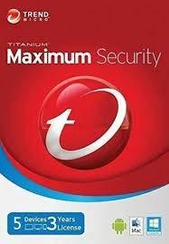 Internet Security 2019 3u Retail Box Normal 1+u from Trend Micro