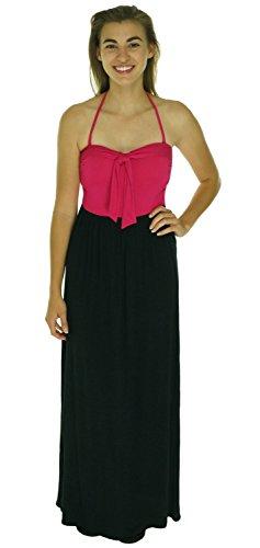 high low bandeau dress - 6