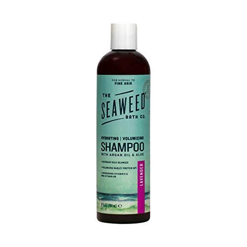 The Seaweed Bath Co. Volumizing Shampoo, Lavender, Natural...