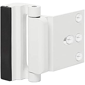 Home Security Door Lock With 8 Screws Childproof Door