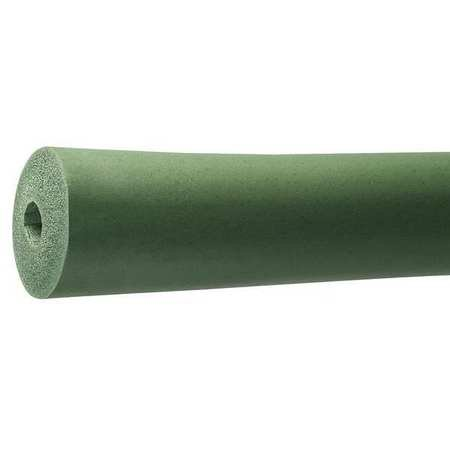 NOMACO KFLEX 6RHFN068100 Pipe Insulation 1 In. ID 6 ft. L Green WLM - Nomaco K-flex Pipe