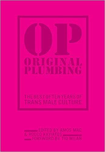 Amazon com: Original Plumbing: The Best of Ten Years of