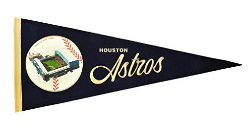 (Houston Astros Vintage Ballpark Traditions Pennant (Large 13x32))