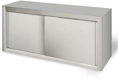 Goo Gastro go1095g gewerbe pared armario 1,2 m – con puerta ...