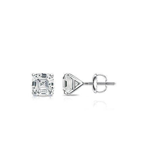 0.50 Ct Asscher Diamond - 5