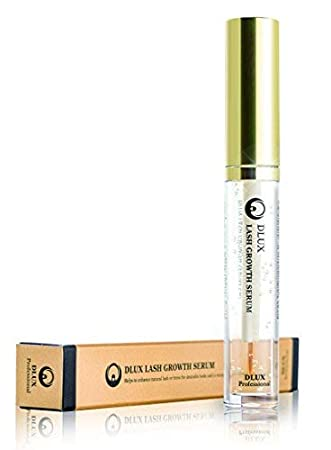 8e5e8ca7d1b DLUX PROFESSIONAL LASH GROWTH SERUM (5ml) CLEAR/NATURAL INGREDIENTS/The  best NO