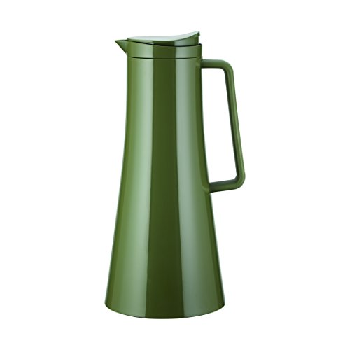 Bodum Bistro - Thermo Jug - Vacuum Insulation - 1.1l - Green (Vacuum Coffee Bodum)