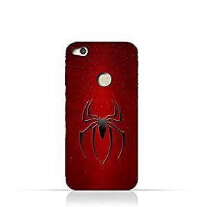Huawei P8 Lite 2017 / P9 Lite 2017 TPU Silicone Protective Case with Spider Man Logo Design