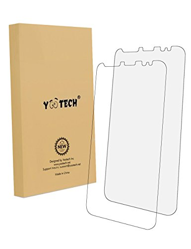 Galaxy S8 Screen Protector[2-Pack][Not Glass], Yootech Galaxy S8 Wet Applied Screen Protector BUBLLE-FREE for Galaxy S8