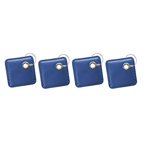 Key Chain Cover for Tile Mate Skin Phone Finder Key Finder Item Finder Accessory to Have a Dress Outfit Fashion Look(only case, NO Tracker Included)