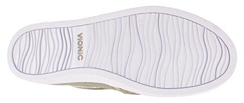 Vionic Midi Slip-on Sneaker Sneaker Champagne Para Mujer