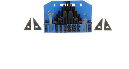 HHIP 3900-0001 58 Piece Clamping Kit (5/8 Inch T-Slot) Stud Size 1/2-13 by HHIP (Image #2)