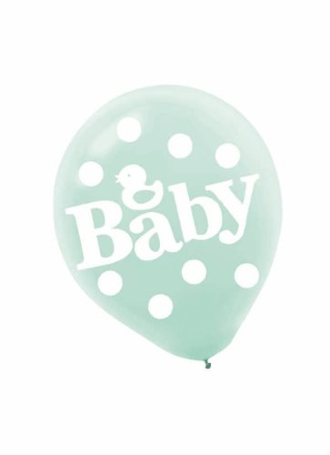 15 Latex Balloons ~ Rubber Ducky Baby Shower, Health Care Stuffs