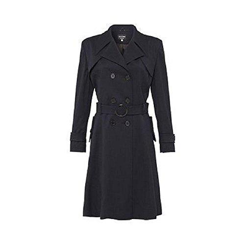 Ss14 Donne De Molla estate Mac Trench Cintura Creme Con Leggeri Donna Per Da Cappotto Navy La BwBA4rpTq