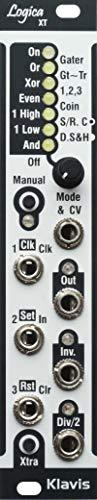 Logica XT - CV controlled logic and gate processor