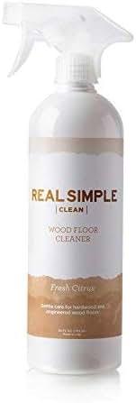 Floor Cleaners: Real Simple