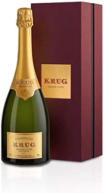 KRUG Grande Cuvee Brut 168edition - Champagne AOC - 750ml - ES