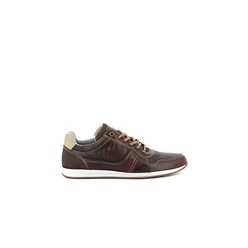 Bullboxer 132-K2-6343A Zapatos de cordones Hombre cuero, EU 44