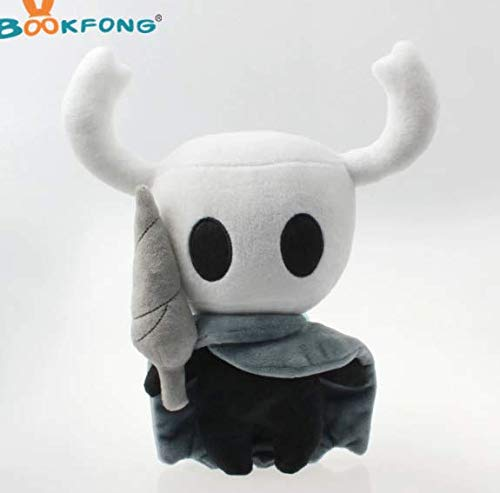 Stuffed Beef (CNC INC Hot Games Hollow Knights Luxury Stuffed Toy Stuffed Beef Brinquedos Children's Toys Children's Day Gift 30 cm)