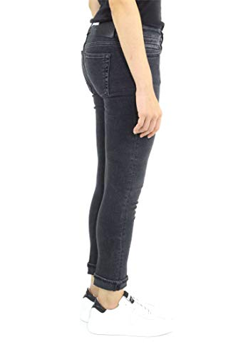 Donna ds198 gaynor Dp238 Grigio Jeans Dondup Z5F4Iqwn
