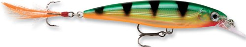 Rapala X-Rap Jerkbait 06 Fishing lure (Perch, Size- 2.5)