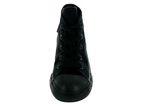 Converse Chuck Taylor All Star SP HI Infants Shoes Black 7s121 (7 M US)]()
