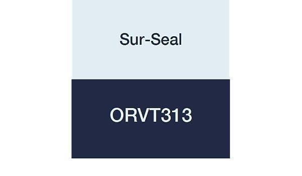 5//8 ID Fluoropolymer Elastomer STCC Sterling Seal and Supply ORVT313 Viton Number 313 Standard O-Ring 1 OD 70 Durometer Hardness