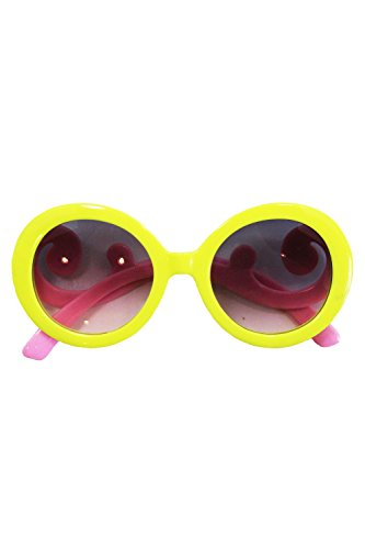 Wholesale Princess Round Rimmed Girls Sunglasses - Wholesale Round Sunglasses