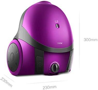 Aspirateur, Petite Machine à Tapis silencieuse portative, Puissance de la Chambre à Coucher, Puissance d\'aspiration, Violet (29.2x25.6x20.3cm) Xuan - Worth Having