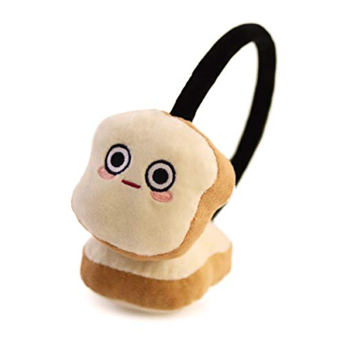 Hashtag Collectibles Sliced Bread Earmuffs White