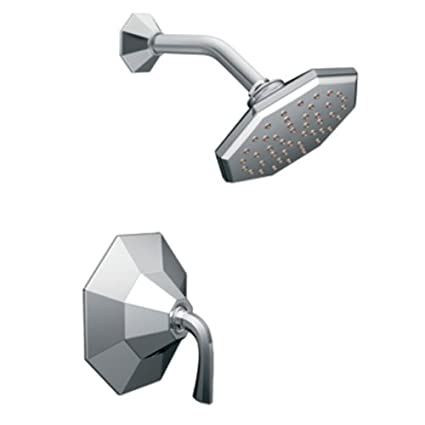 Moen Showhouse S342 Bathroom Shower Faucets Chrome - Fixed ...