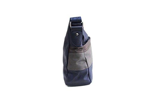 Borsa donna modello tracolla piccola linea lilac Renato Balestra 101-1 Blu