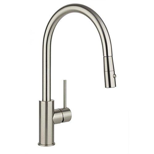 Elkay Chrome Spray Faucet (Elkay LKHA2031CR Harmony Chrome Single Lever Pull-down Spray Kitchen Faucet)
