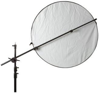 Delamax 730999 - Reflector para iluminación fotográfica, Negro