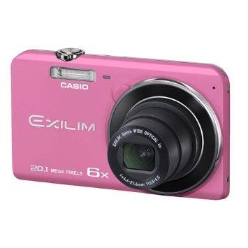 カシオ計算機 デジタルカメラ エクシリム ピンクEX-ZS35PK