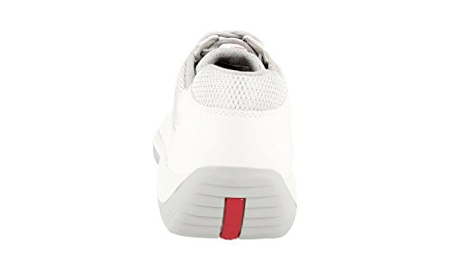 Prada Men's PS0906 O0V F0K74 Leather Trainers/Sneaker online cheap buy cheap discounts KkV9ipJGT