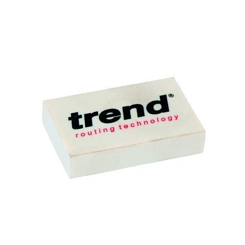 Trend DWS/CB/A Diamond Stone Cleaning Block, White