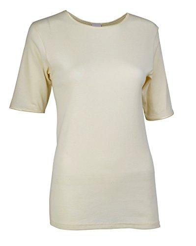 Rosette Women's Classic Short Sleeve Crew Neck Tee Unders...