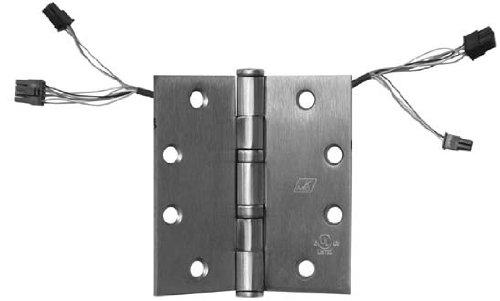 McKinney TA2714-QC8 Electric Transfer Hinge w/ ElectroLynx ()
