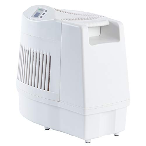 AIRCARE MA0800 Digital Whole-House Console-Style Evaporative Humidifier, White