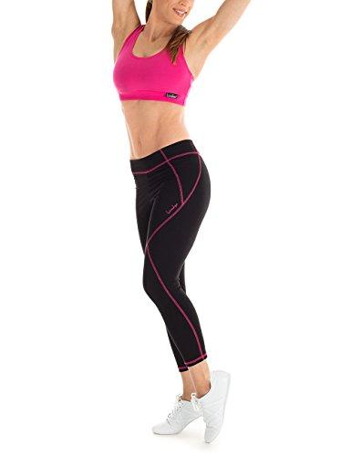 Winshape WVR1 Soutien-gorge de sport pour femme Pour loisirs XS Rose - rose bonbon