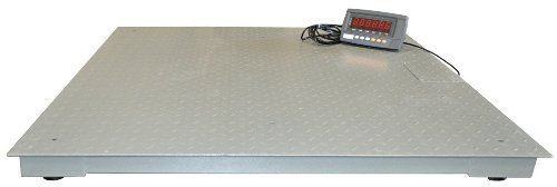 DigiWeigh 5000Lb/1Lb Floor Scale (DWP-5500R)