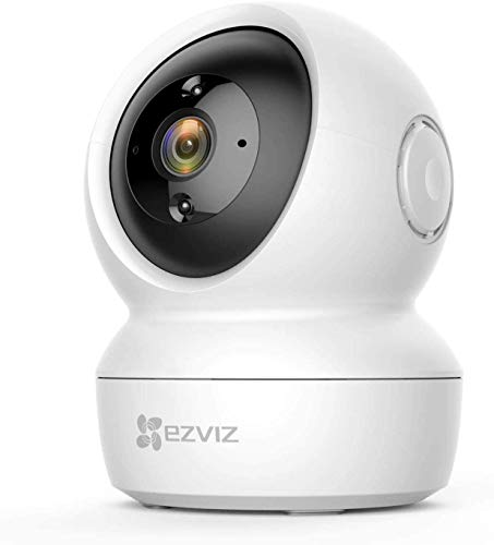 EZVIZ C6N, 1080p WiFi Smart Home Security Camera, Intelligent Surveillance Camera with Night Vision, Smart Tracking, Two…
