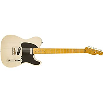 Squier 303025507 by Fender Classic Vibe Telecaster Electric Guitar - Natrual - Maple Fingerboard