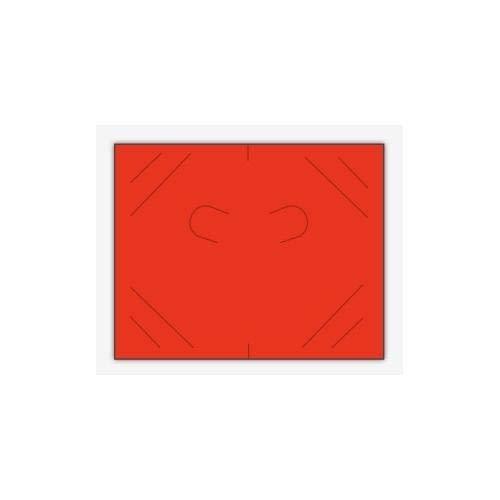 Garvey 2016-85370-CS, GS2016 General Purpose Red Label (2 Cases of 224000 Labels)
