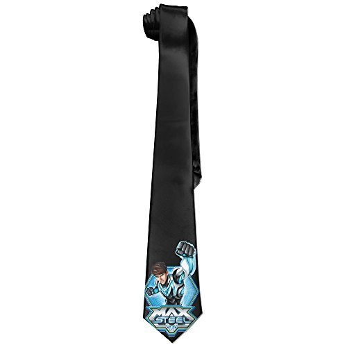 JFOEFALS Max Steel Young People Ties For Any Occasion To Highlight Your Unique - Max Steel Dredd Costume