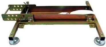 Henry 2-in-1 de escalera de mano y nivelador - añade más seguridad y estabilidad en un-incluso superficies. Nivel sigue siendo en suelo 20,32 cm mayor en un lado que del otro: Amazon.es: