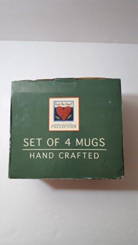 Cumberland design group set of 4 mugs